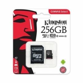 Tarjeta de Memoria kingston sd 256GB
