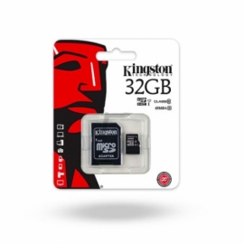 Tarjeta de Memoria kingston sd 32GB