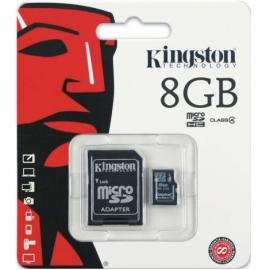 Tarjeta de Memoria kingston sd 16GB